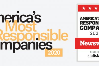 America's Most Responsible Companies 2020