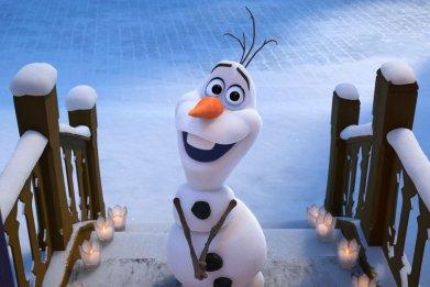 frozen 2 end credits scene