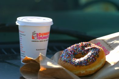 Dunkin' Donuts Launch Black Friday