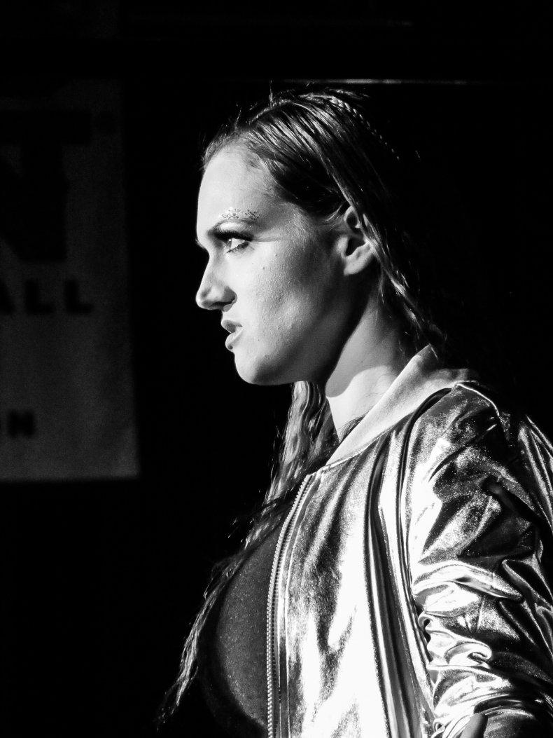 ROH wrestler Kelly Klein