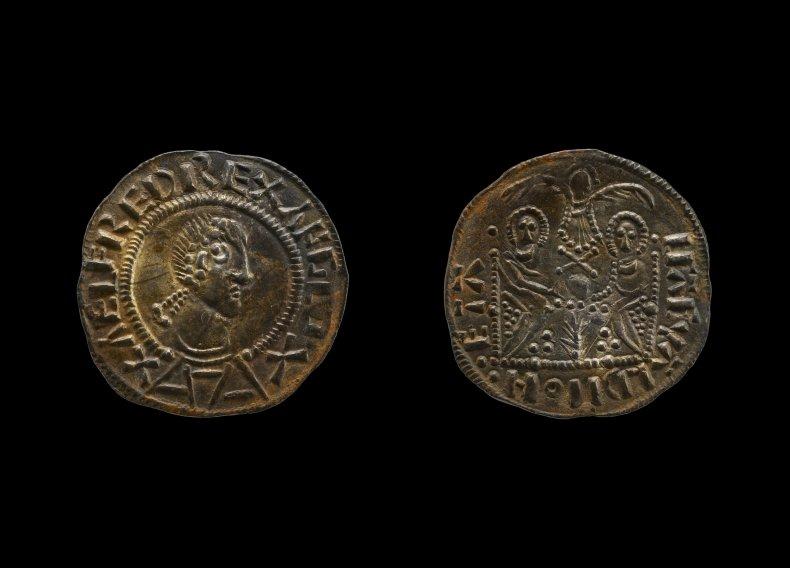 Two Emperor Coin