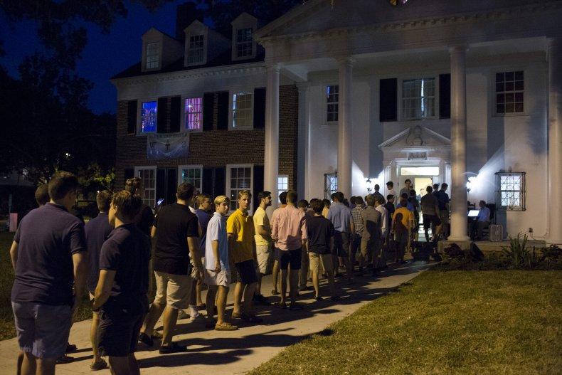 fraternity shut down universities housing money