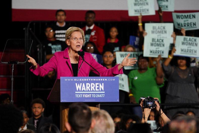 Sen. Elizabeth Warren (D-MA