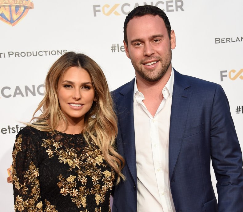 Scooter Braun Says Taylor Swift Fans Have Sent His Family Death Threats