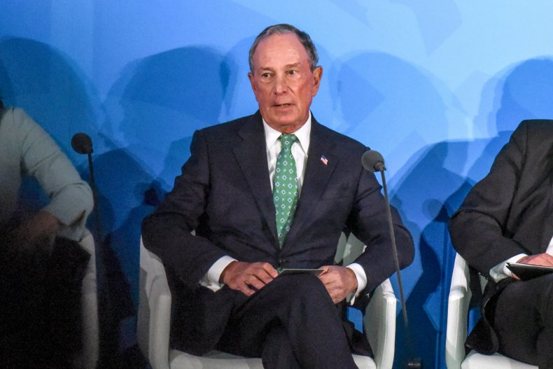 Mike Bloomberg 2020 Bid