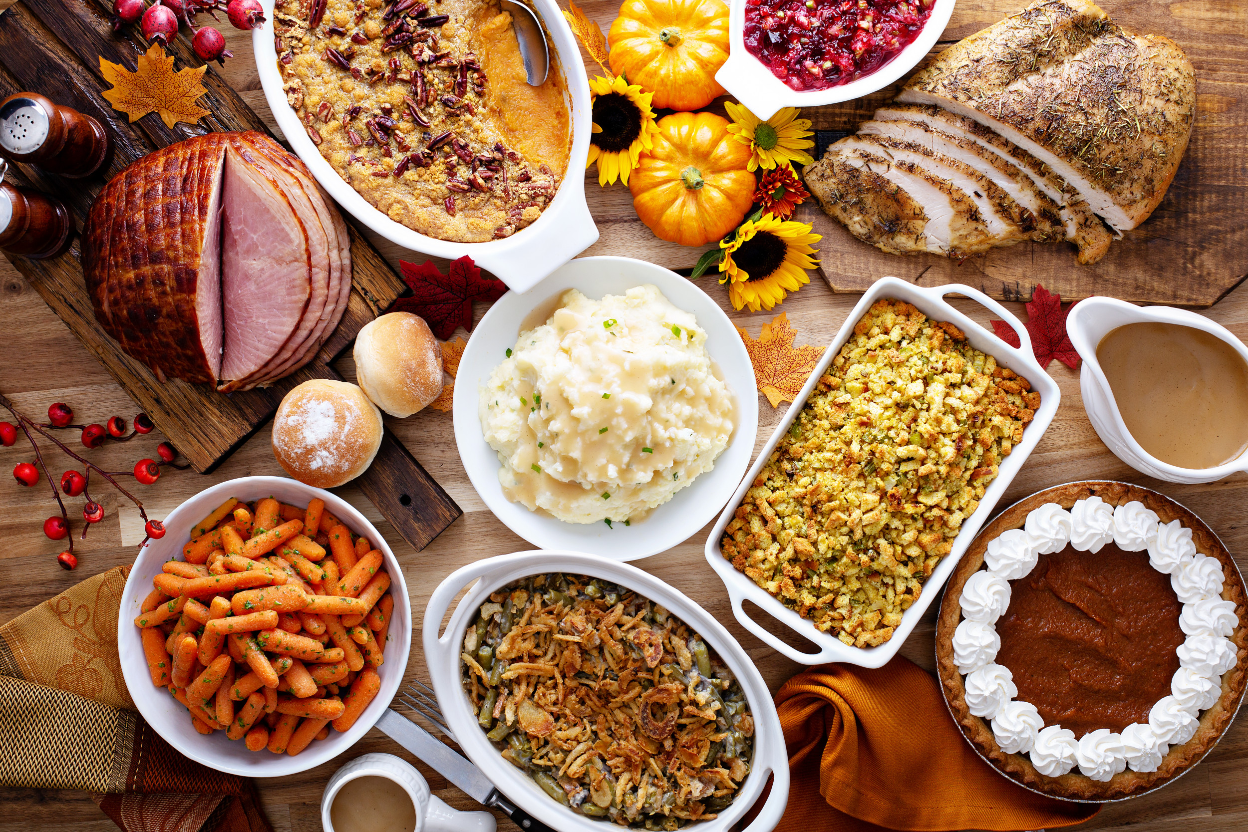 Thanksgiving Side Dishes 2019 Easy Recipes for Stuffing