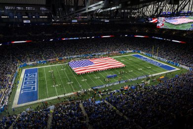 Detroit Lions, Thanksgiving Day