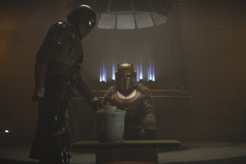 the mandalorian this is the way