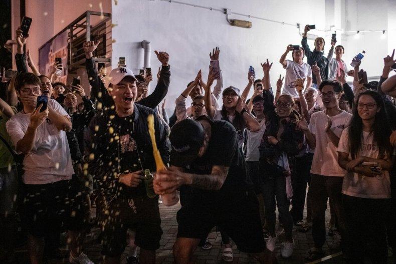 Hong Kong, elections, pro-democracy, Alvin Yeung, Lam