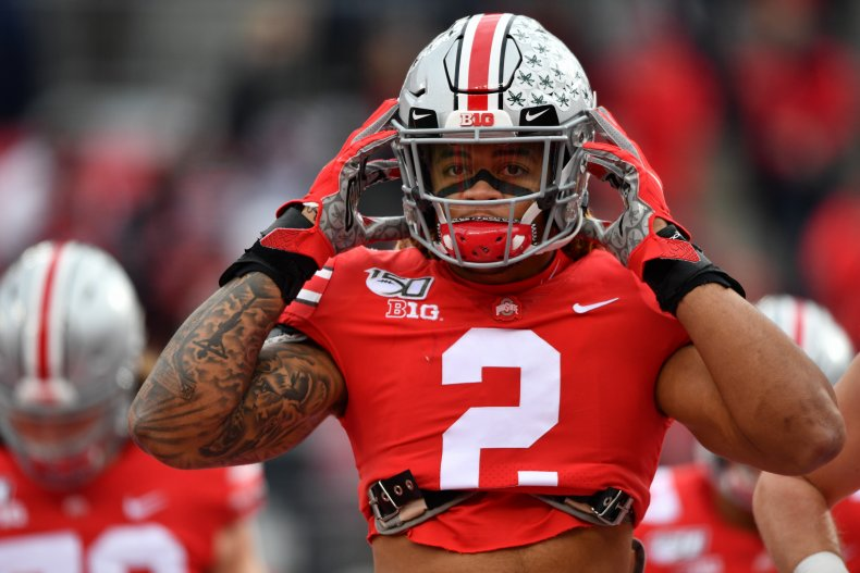 Chase Young, Ohio State