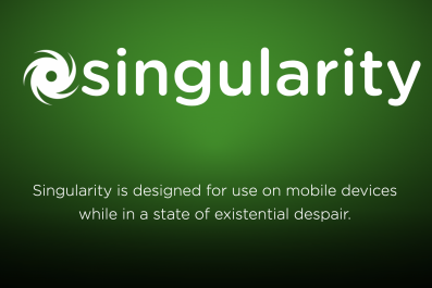 Singularity app