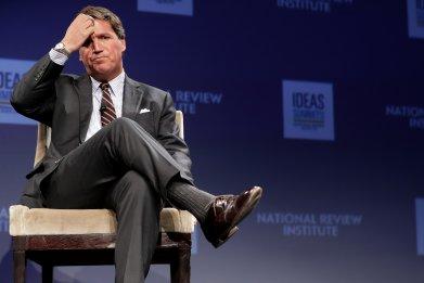 Tucker Carlson Rooting Russia
