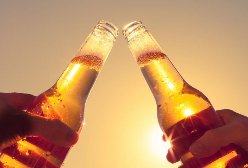 beer, alcohol, sun, stock ,getty,