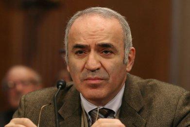 Former Chess Champion Garry Kasparov