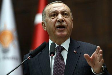 Erdogan, Donald Trump, s-400, Russia, test, senator