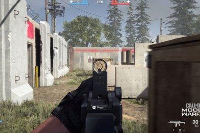 call of duty modern warfare gunfight 2v2