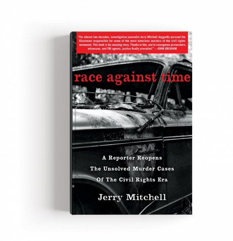 CUL_Books_NonFiction_Race Against Time by Jerry Mitchell