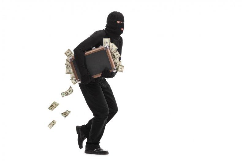 theft, robbery