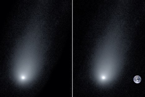 comet 2l/Borisov, Earth