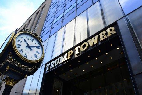 Trump Tower Tax Filings