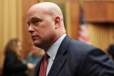 Matthew Whitaker partisan Obama judges Don McGahn