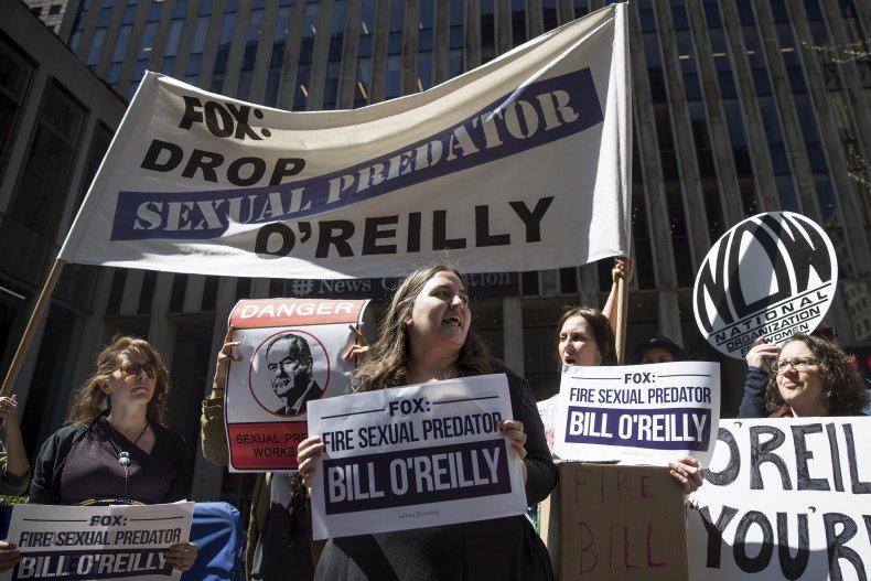 O'Reilly Protest