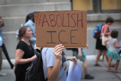 Abolish ICE Fake University