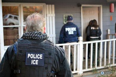 ICE raids, arrests possible entrapment