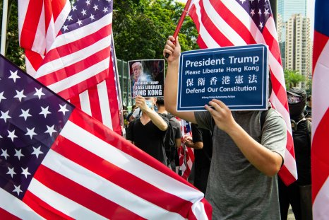 Donald Trump, US, Hong Kong, China, pro-democracy