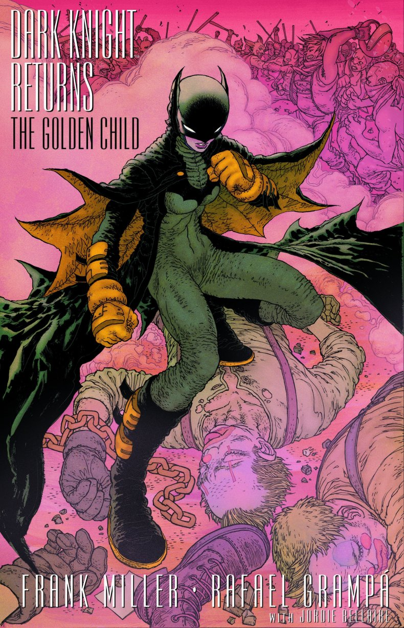 Dark Knight Returns cover