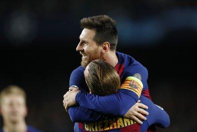 Lionel Messi, Barcelona, Antoine Griezmann