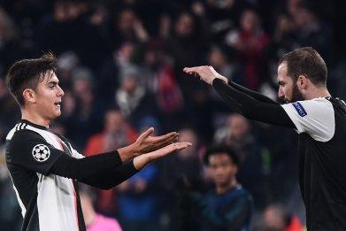 Juventus, Paulo Dybala, Gonzalo Higuain