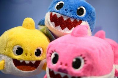 Baby Shark Plush Toys