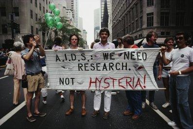 AIDs, HIV, World Aids Day, new york