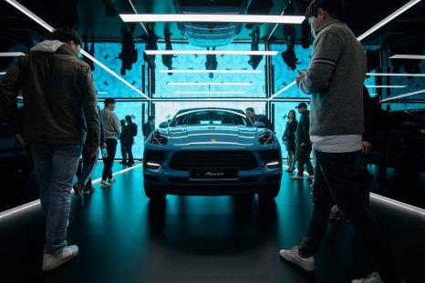 Porsche Macan 2019 South Korea Auto Show