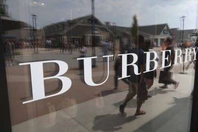 Burberry outlet New York