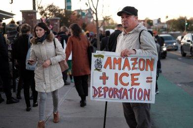 Amazon ICE
