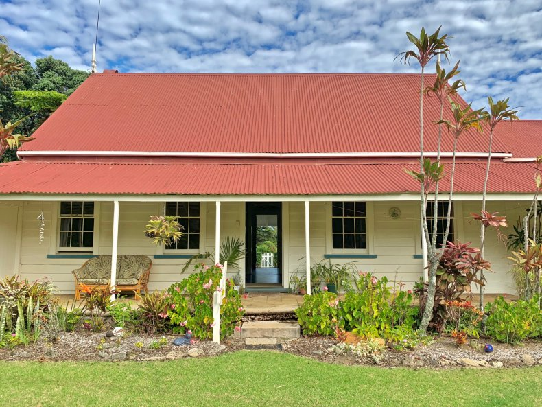 House in Norfolk South Pacific