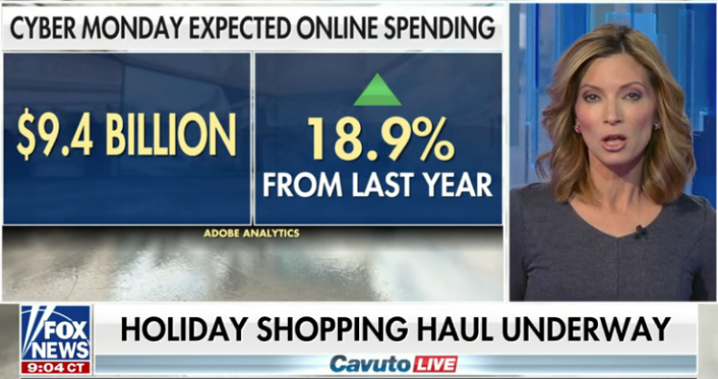 fox trump economy black friday