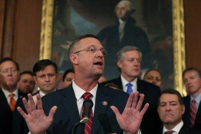 doug collins trump defense impeachment
