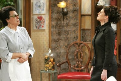 Will & Grace Rosario dead