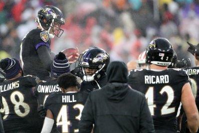 Justin Tucker, Baltimore Ravens
