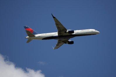 Delta Air Lines, Boeing plane