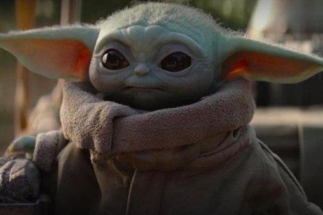 baby yoda puppet mandalorian