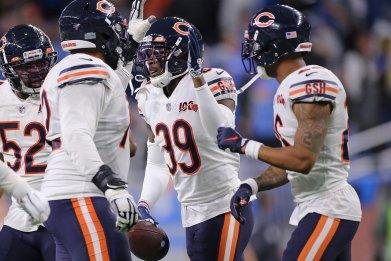 Eddie Jackson, Chicago Bears