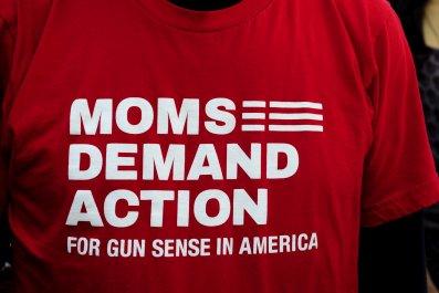 Moms Demand Shirt