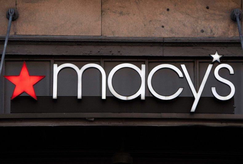 Macy's New York City Manhattan
