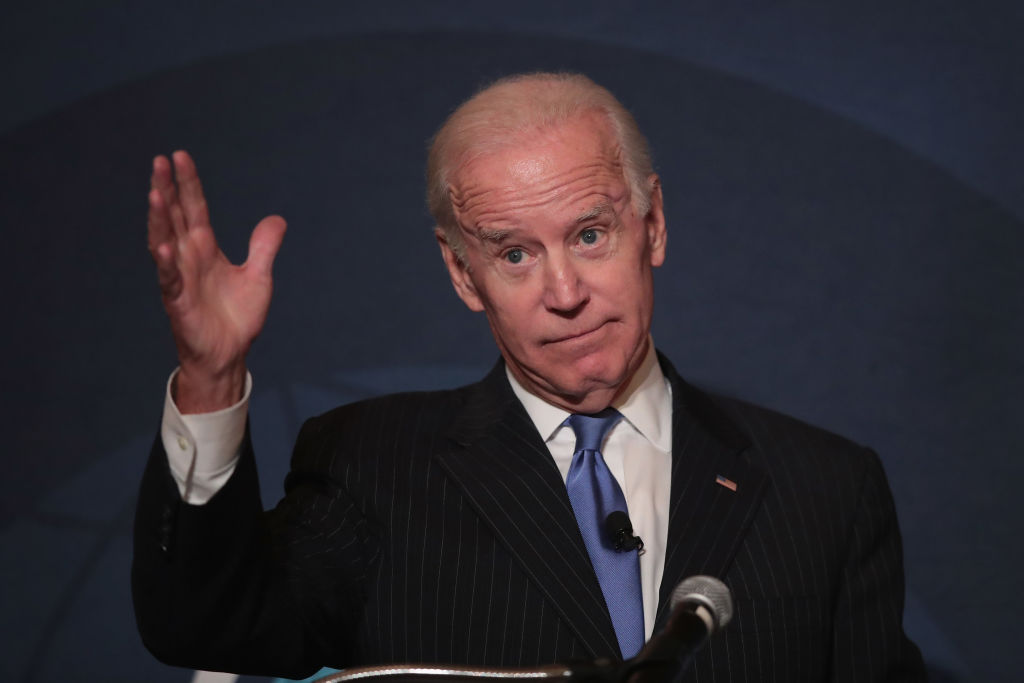 "Joe Biden says he doesn't need an Obama endorsement: ""Everyone knows I'm close with him"""