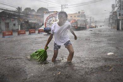 Typhoon Kammuri Philippines 2019