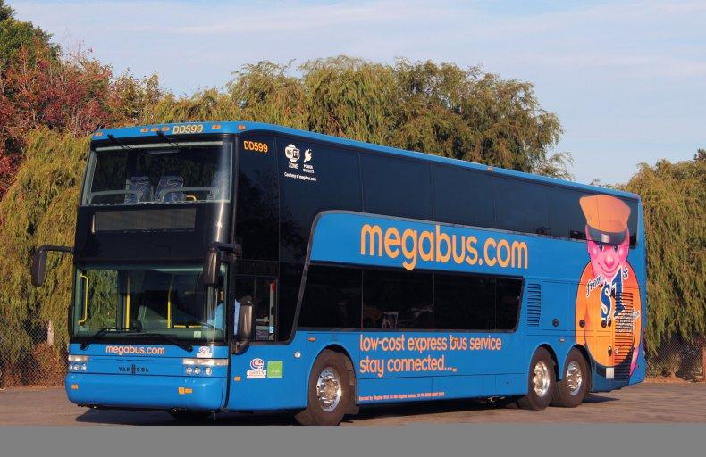 Megabus.com Free tickets Bus